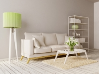 Neo verde : Séjour moderne et cosy