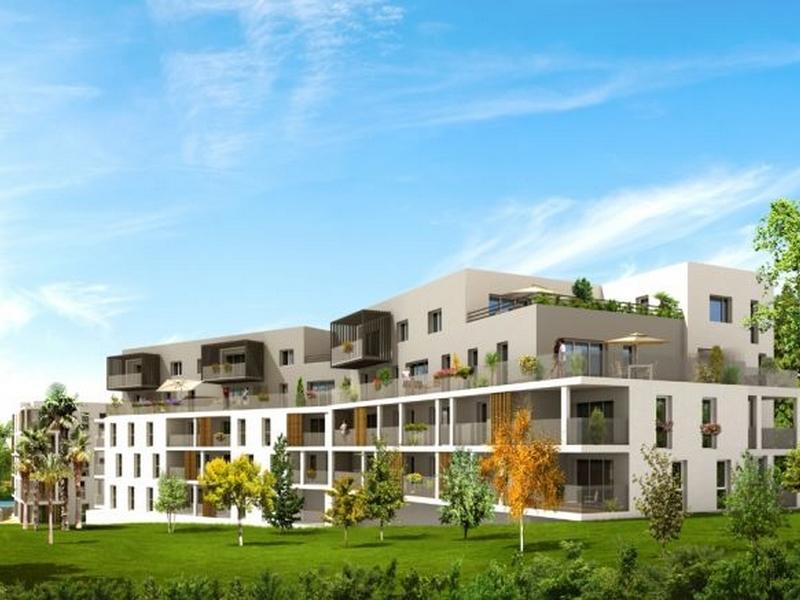 Eden Parcs : Vue de l'extérieur de la nouvelle résidence neuve