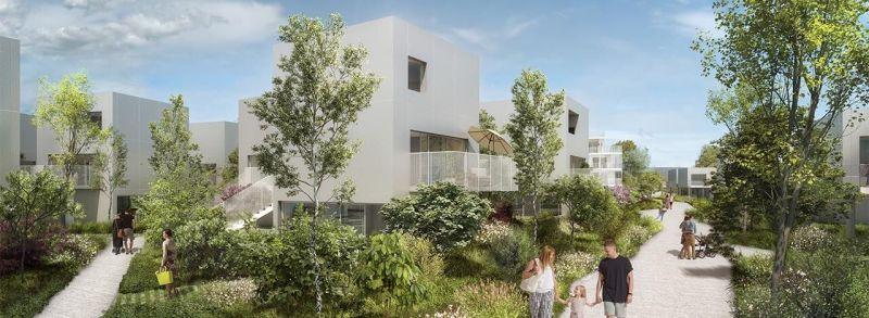 Green Village : Résidence contemporaine