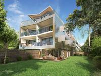Eclat de Vert : Appartements donnant sur des balcons avec verrières