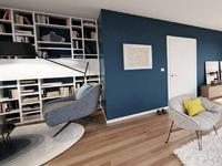 La Petite Olympe : Chambre spacieuse