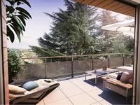 Terrasse avec dalles sur plot