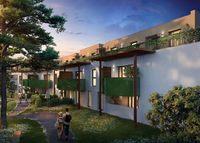 Angelica : Environnement verdoyant autour du programme immobilier