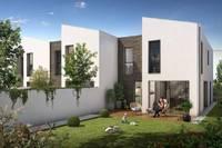 Urban Lodge : Villa moderne construite en duplex