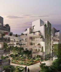 Carré Daviais : Immeuble contemporain et parfaite inséré dans son environnement