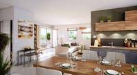 6ème sens : Séjour contemporain avec cuisine aménagée