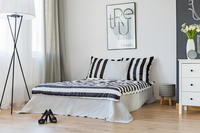 Clos des Charmilles : Chambre cosy et confortable