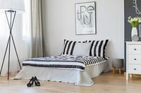 Chambre cosy et confortable