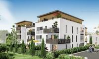 Pléiades : Immeuble de plusieurs étages contemporain