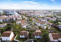 Nova : Vue aérienne sur le programme immobilier