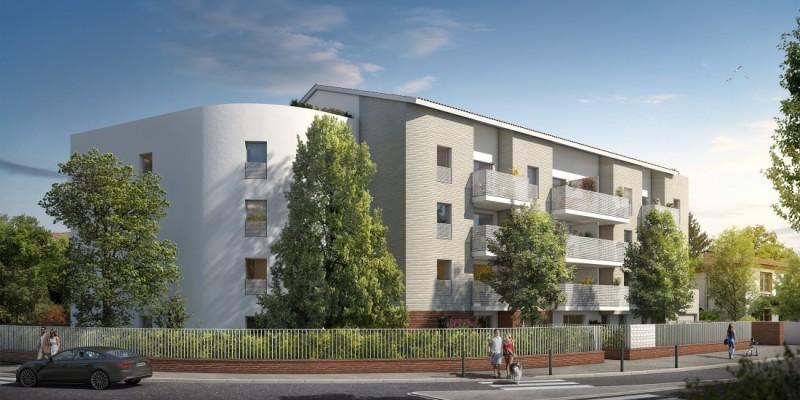 Parenthèse : Immeuble contemporain construit sur trois étages