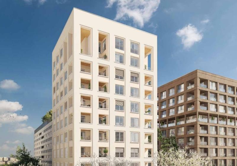 Woodstone : Immeuble en bois