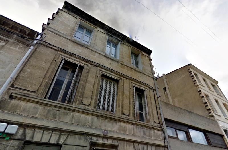 Esmangard : Immeuble ancien réhabilité