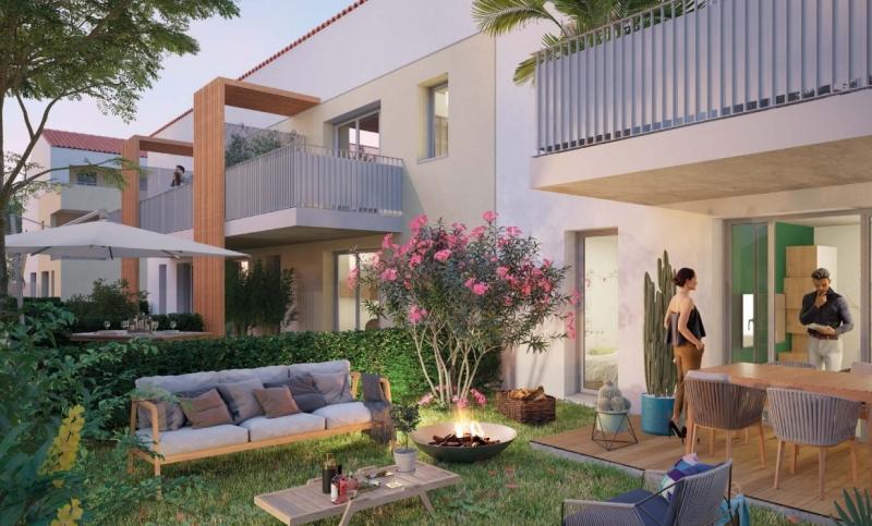 Esprit Gakoa : immeuble moderne construit en R+1