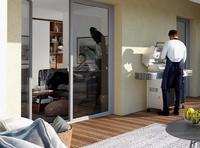 Esprit Gakoa : Terrasse en lames de bois