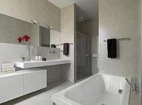 Domaine du Haut Vigneau : Salle de bains