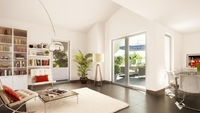 Iloa : Séjour d'un appartement lumineux