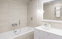 Villas Umbrella : Salle de bains contemporaine