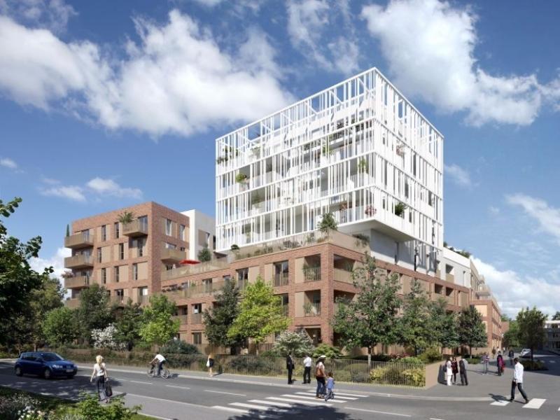 Cymea : Immeuble contemporain construit sur 7 étages