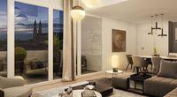 Passages Saint-Germain : Séjour moderne et confortable