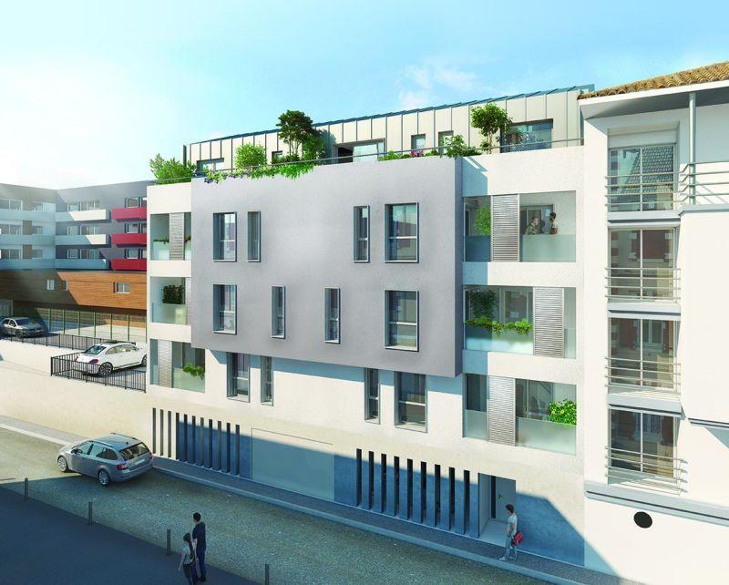Atchiki : Immeuble moderne