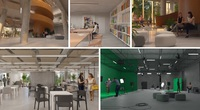 Campus Créatif 2 : Intérieur de la résidence