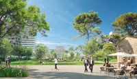 Campus Créatif 2 : Espace vert
