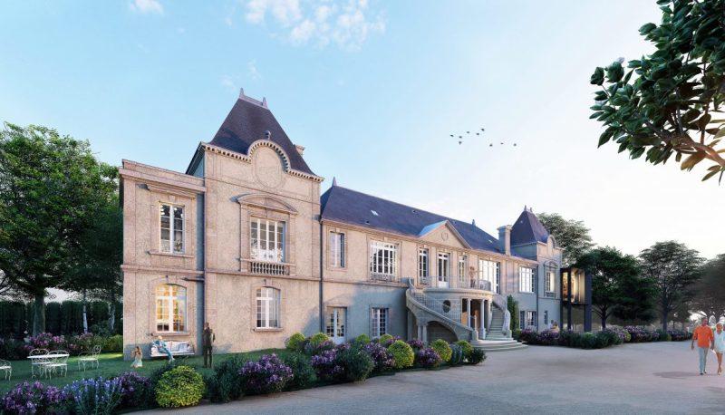 Abbaye de Bonlieu : Visuel résidence