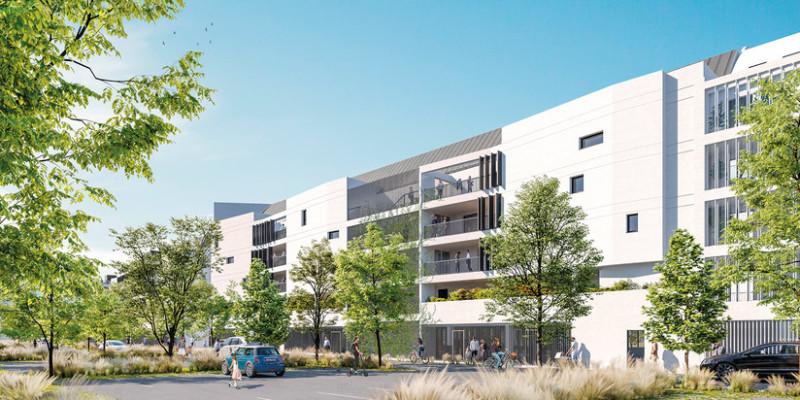 Cote Garonne - Academiales : Visuel résidence