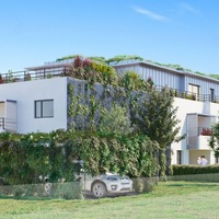 Villa Hortense : Vue arborée
