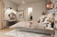Villa Toscane : Chambre 2