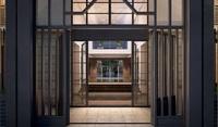 Hôtel Marivaux : Entrée