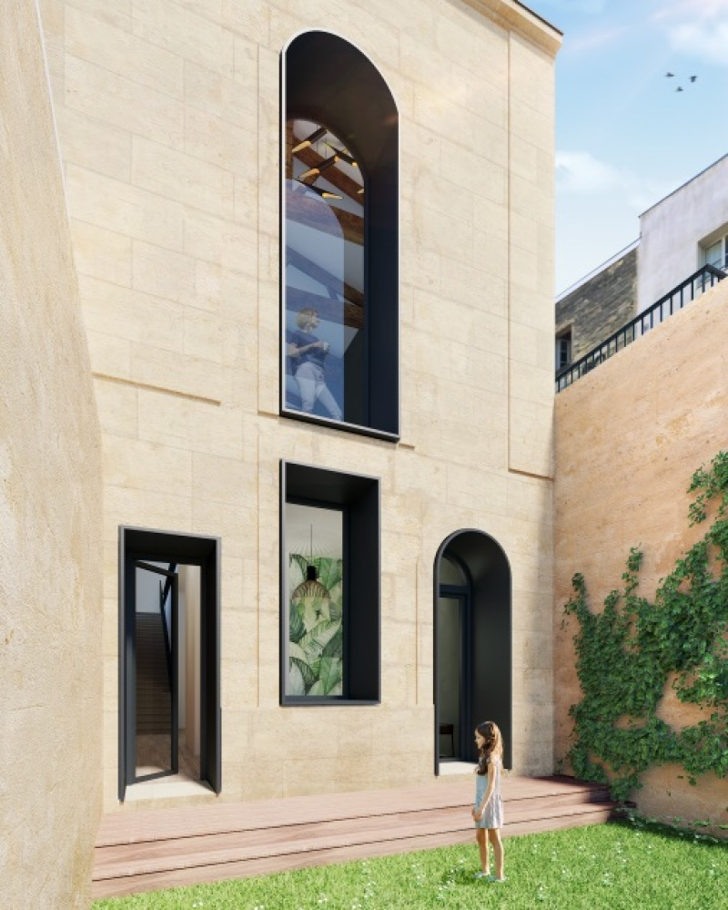 Terrasses Sainte Catherine : Visuel résidence