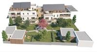 Cosy Garden : Vue 3D intérieur de la résidence