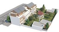Cosy Garden : Vue 3D