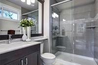 Cours Aristide Briand : Une salle de bain contemporain
