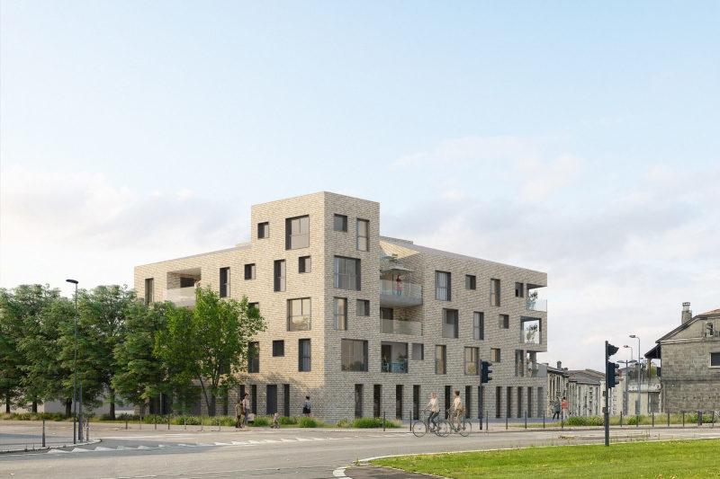 Bricklane : Visuel résidence