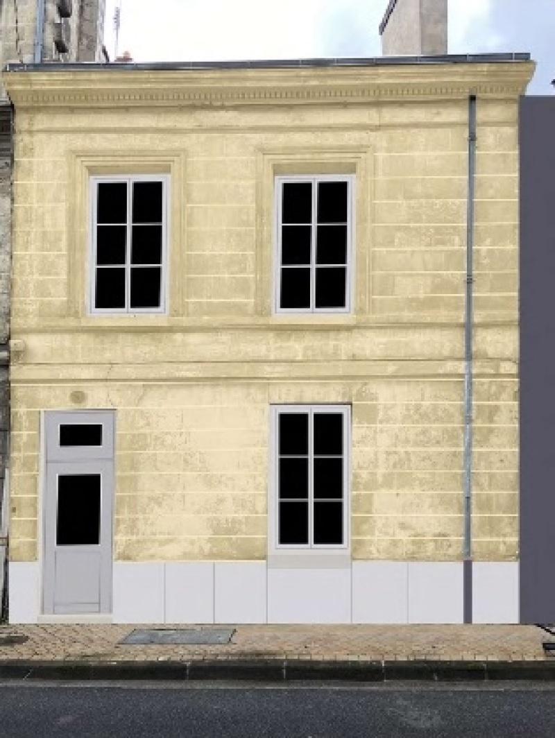 Rue Duranteau : Visuel résidence