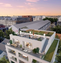 L'Atypik : Toit terrasse