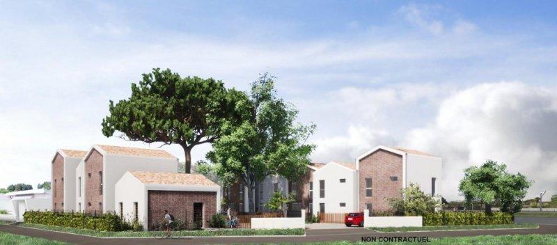 Clos Daudet : Visuel résidence