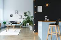 Clos Daudet : Séjour moderne dans un appartement neuf