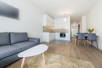 Marly : Séjour en moderne en appartement neuf