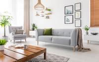 L'Olivier : Programme immobilier neuf à Nantes - Intérieur d'un salon